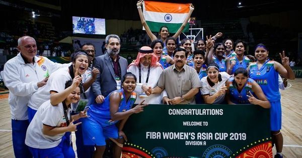 India beat Kazakhstan to clinch Division B crown, climb to top tier in FIBA Women's Asia Cup