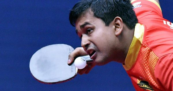 Table tennis player Soumyajit Ghosh marries 18-year-old girl who accused him of rape