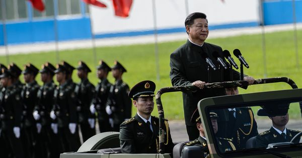 China's Xi Xinping becomes as powerful as Mao Zedong after change to constitution