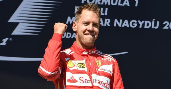Sebastian Vettel seeks 'ultimate satisfaction' of winning Formula One title with Ferrari