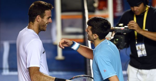 'Have good times at home with the kids': Juan Martin del Potro's advice to Novak Djokovic