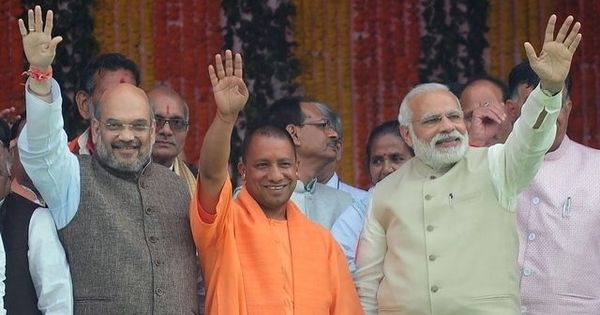 Video: How religious tourism in Uttar Pradesh is getting a big push under Yogi Adityanath