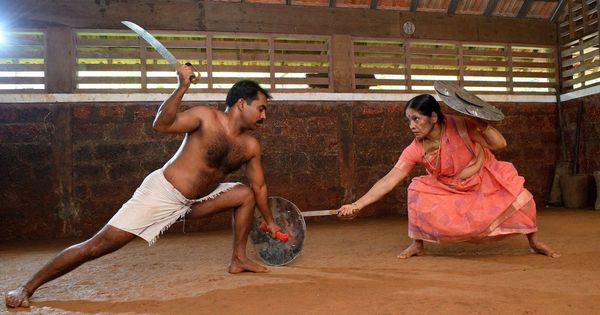 Image result for kalaripayattu