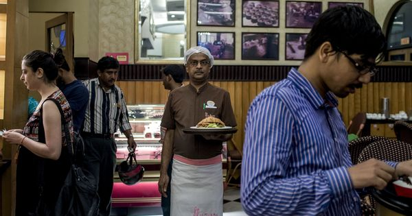 After 90 years, Kolkata's iconic Flurys tea room is going to sneery Delhi and Mumbai
