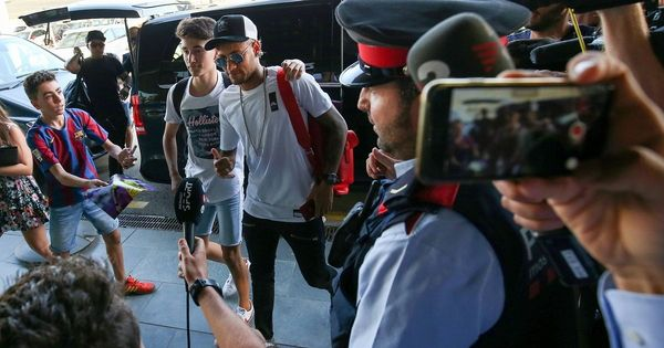 I chose PSG against my father's advice, says Neymar after penning world-record deal