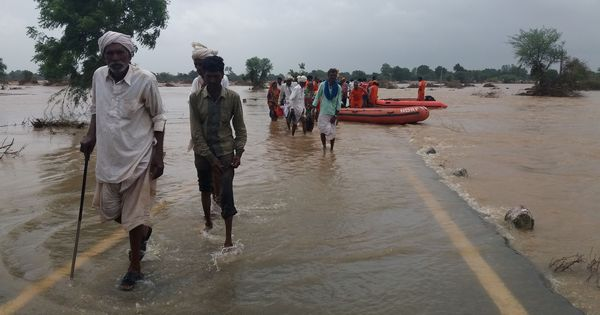 'Our MLAs ditched us and ran to Bangalore': Anger in Congress constituencies in flood-hit Gujarat