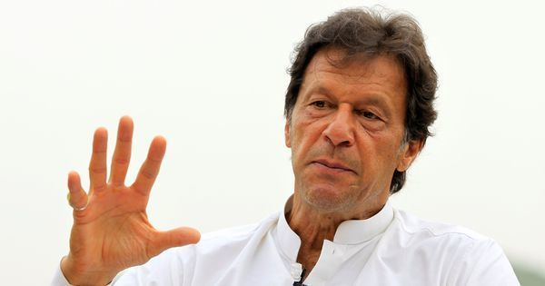 Pakistan: Imran Khan questioned by anti-corruption body for alleged misuse of government helicopter