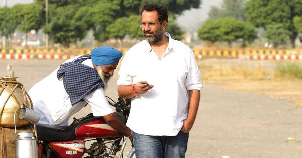 Aanand L Rai on 'Shubh Mangal Saavdhan', his film with Shah Rukh Khan, and playing Santa Claus