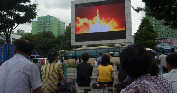अमेरिका और उत्तर कोरिया युद्ध के काफी करीब हैं, और सुलह के भी