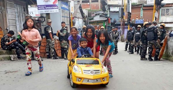 With no sign of strike ending, Darjeeling schools begin off-site classes to tutor board examinees