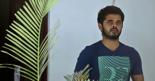 'You are not above God, I will play again': S Sreesanth hits back at BCCI