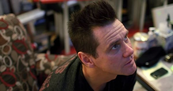 Watch: Jim Carrey is living life as a painter in documentary 'I Needed Colour'