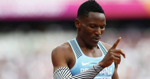 Medal favourite Issac Makwala denied entry in 400 metres after virus outbreak, IAAF defends ouster