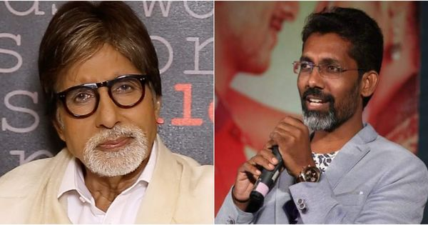 Amitabh Bachchan to star in 'Sairat' director Nagraj Manjule's film