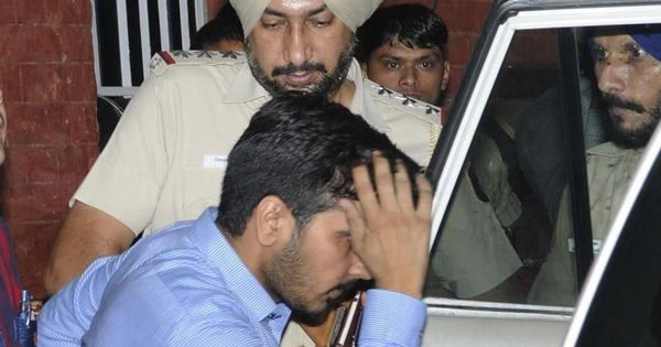 Chandigarh stalking case: Accused Vikas Barala gets bail after five months