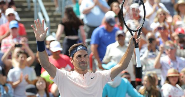 Roger Federer and Rafael Nadal safely through to the Montreal Masters' third round