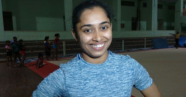 Gymnastics: Dipa Karmakar qualifies for vault final at Baku World Cup
