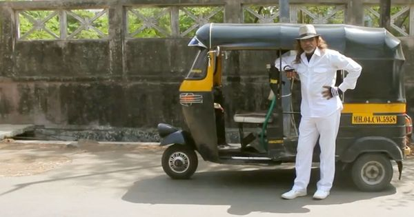 Video: Meet Mumbai's most stylish autorickshaw driver, Kalakaar