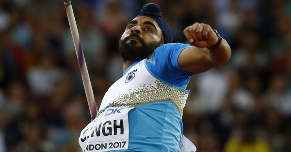 No fault on my part: Javelin thrower Davinder Singh hopes to be cleared of doping charges