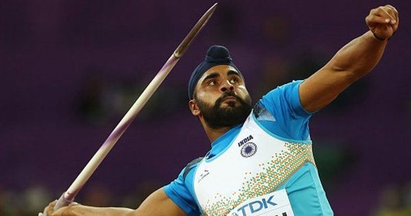 Cleared of doping charges, Davinder Singh Kang named in India team for Asian Championships