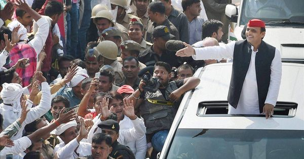 Akhilesh Yadav has beaten his father and uncle in the tug of war to control Samajwadi Party
