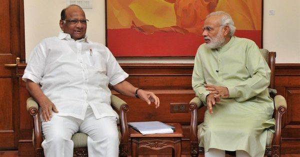 After Nitish Kumar, is it the turn of Sharad Pawar's Nationalist Congress Party to dump Congress?