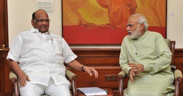 In a jibe at Narendra Modi, Sharad Pawar says politicians should avoid personal attacks