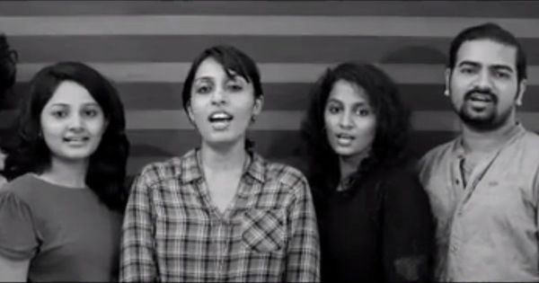 Watch: In a stirring I Day gift, Indian group sings a lovely version of Pakistan's national anthem