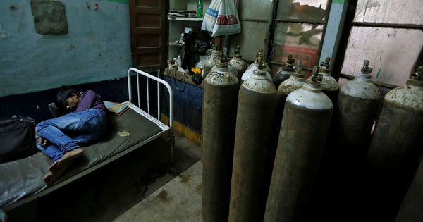 Poor state of medical infrastructure in Gorakhpur hospital was highlighted by CAG in May