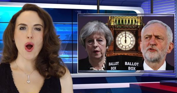 Watch: After the hit Opera vs Trump, Opera vs Brexit slams Theresa May's string of blunders