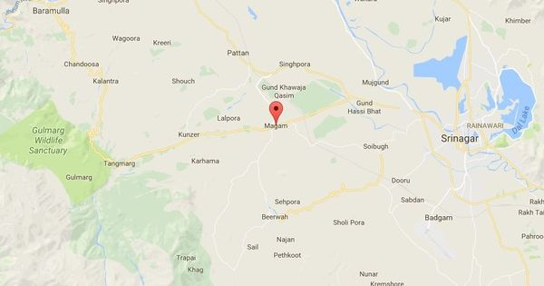 Kashmir: Four security personnel injured as suspected militants attack road-opening party