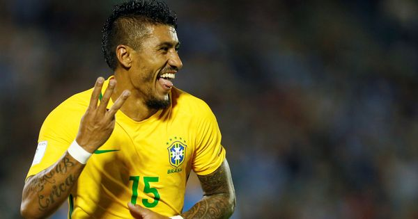 After La Liga win and World Cup, Paulinho makes his return to Chinese Super League