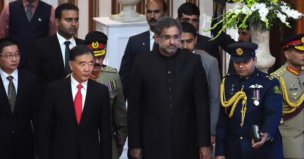 Beijing's friendship with Pakistan is 'stronger than steel': Chinese vice premier