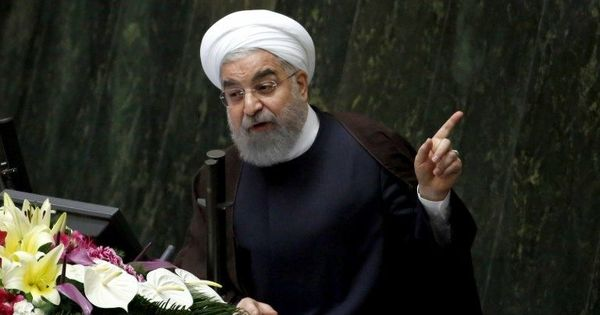 Iran President Hassan Rouhani says Tehran won't abandon missile capabilities despite US concerns