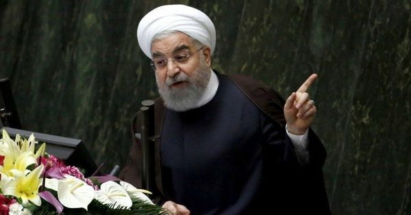 Iran could quit nuclear deal within hours if the US keeps imposing sanctions: Hassan Rouhani