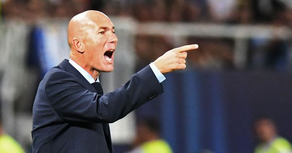 Champions League: Zinedine Zidane dismisses crisis talk as Real Madrid look to secure last 16 berth