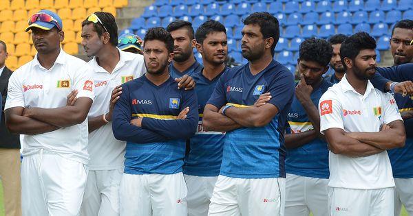 Sri Lankan government calls for investigation into cricket team's woeful run