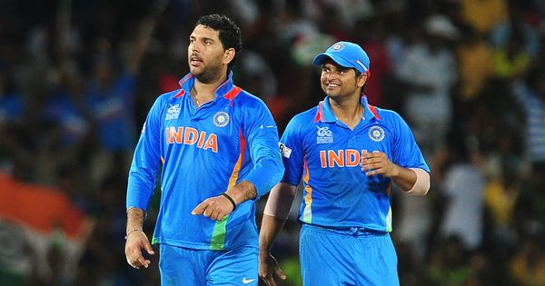 Failure to pass 'Yo-Yo' fitness test reason behind Yuvraj, Raina's exclusion from ODI squad: Report