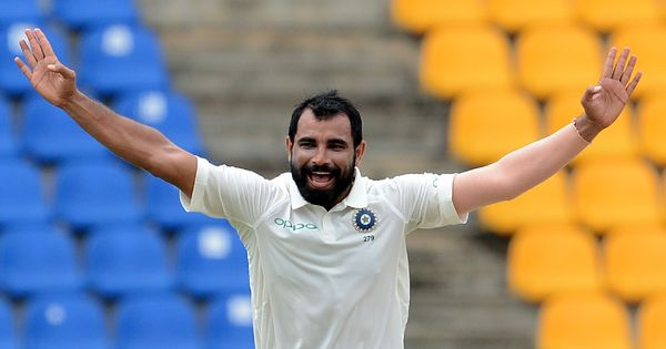 India vs SL, 1st Test, day four, live: Shami, Bhuvnehswar wreck Sri Lanka's middle order