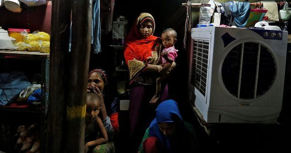 Supreme Court to hear Rohingya refugees' plea against the government on October 13