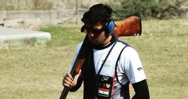 India's Akash Saharan tops men's trap qualifiers at ISSF Junior Shotgun World Cup