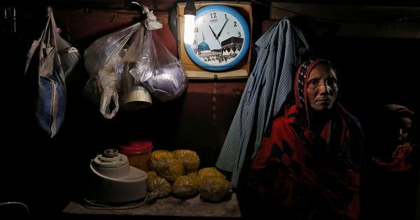 In Delhi's Rohingya camp, a refugee couple describe their 40-year search for a place to call home