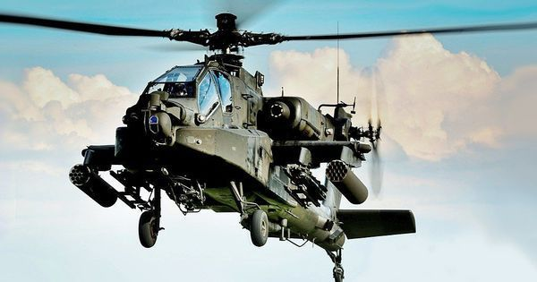 US State Department approves deal to sell Indian military six Apache helicopters for $930 million