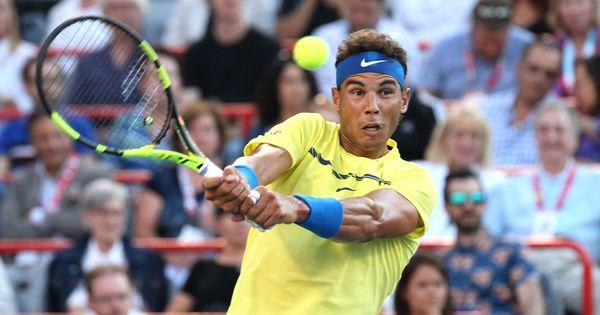 Rafael Nadal's third round match in Cincinnati postponed due to rain