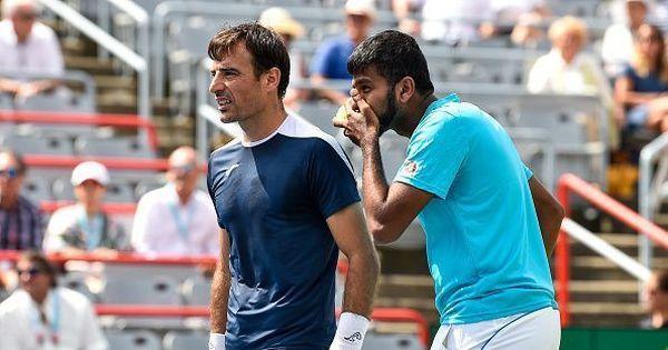 Rohan Bopanna, Sania Mirza secure gritty wins to progress further at the Cincinnati Open
