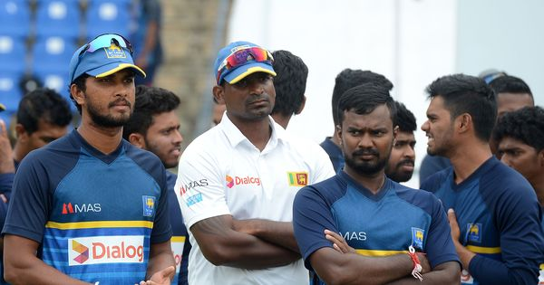 No biscuits in the dressing room: Sri Lanka team manager's unique approach to fixing fitness woes