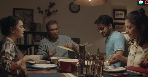 Watch: In web series 'What The Folks', meet the in-laws