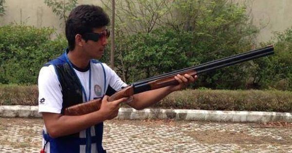 Akash Saharan advances to men's trap final round at ISSF Junior Shotgun World Cup