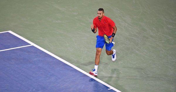 Kyrgios knocks out Nadal to reach semis, Pliskova extends dominance at Cincinnati