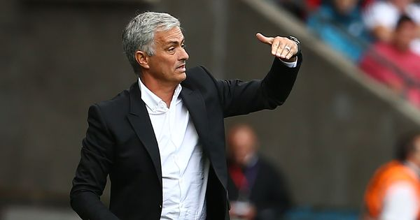 Just let the horses run freely, says Jose Mourinho after Manchester United's win over Swansea